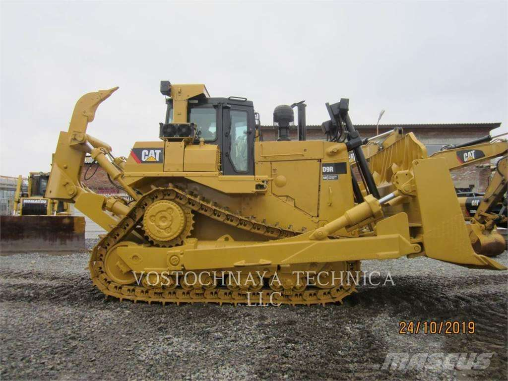 БУЛЬДОЗЕР CATERPILLAR D9RLRC - Photo 1