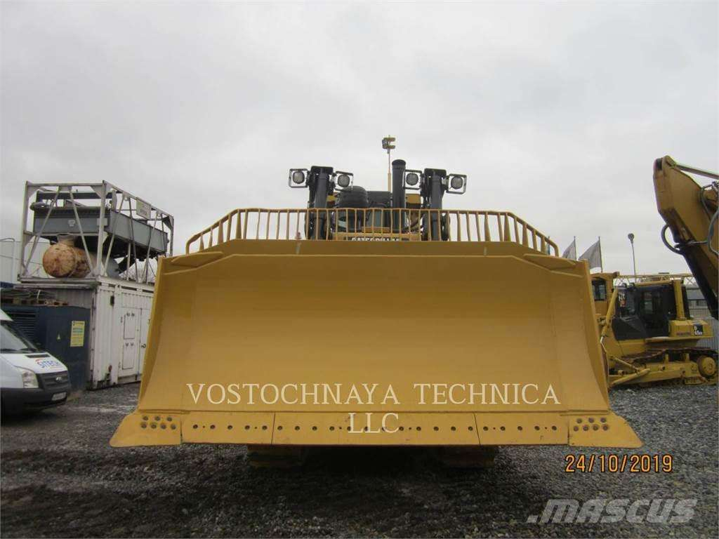 БУЛЬДОЗЕР CATERPILLAR D9RLRC - Photo 3
