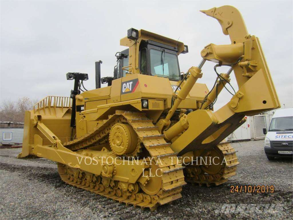 БУЛЬДОЗЕР CATERPILLAR D9RLRC - Photo 5