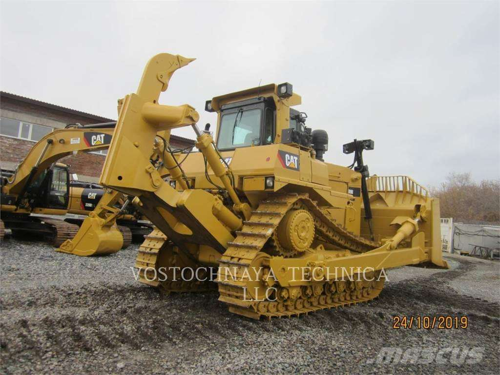 БУЛЬДОЗЕР CATERPILLAR D9RLRC - Photo 7