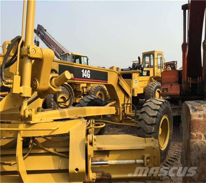 ГРЕЙДЕР CATERPILLAR USED 14 G - Photo 5