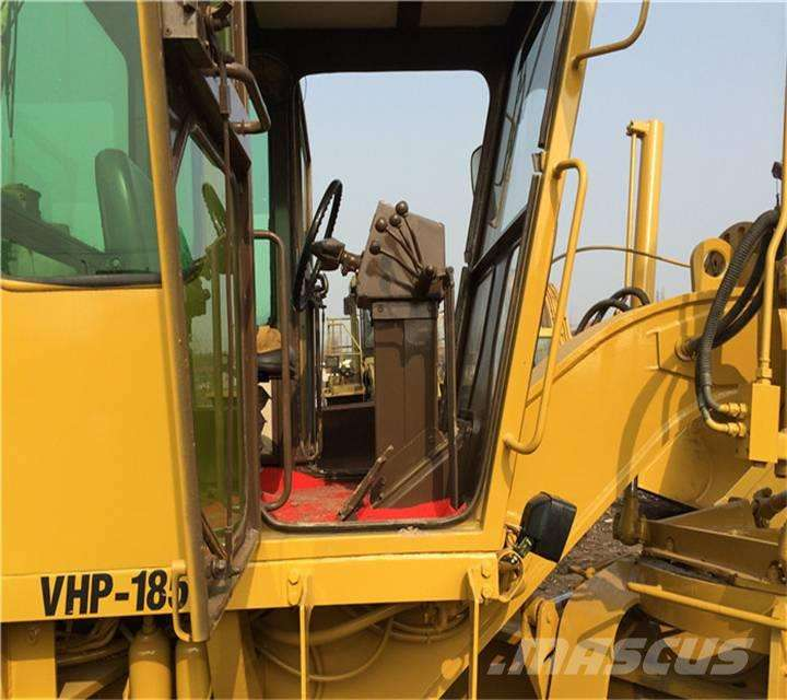ГРЕЙДЕР CATERPILLAR USED 14 G - Photo 6