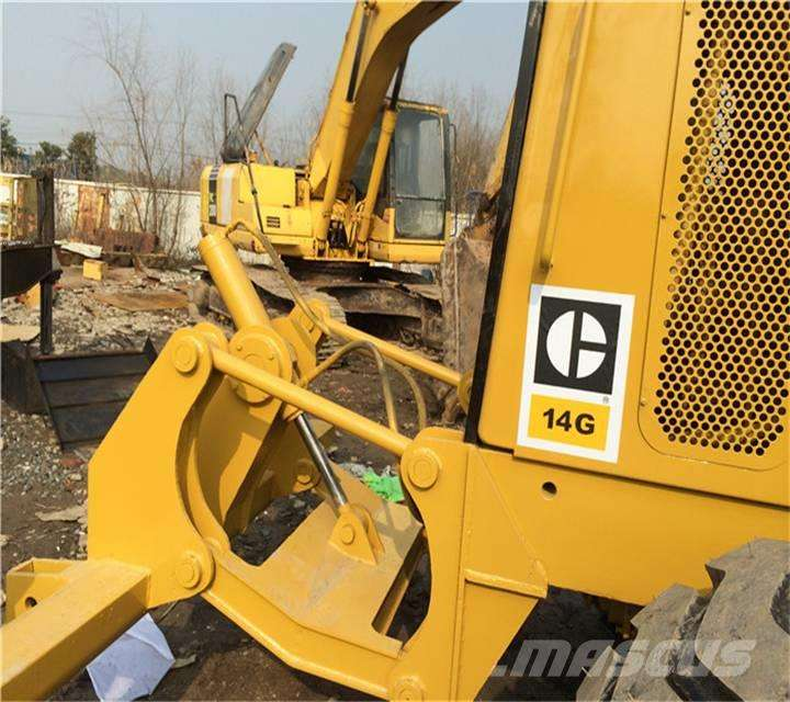 ГРЕЙДЕР CATERPILLAR USED 14 G - Photo 7