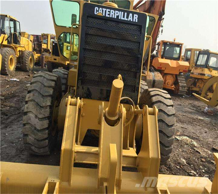 ГРЕЙДЕР CATERPILLAR USED 14 G - Photo 8