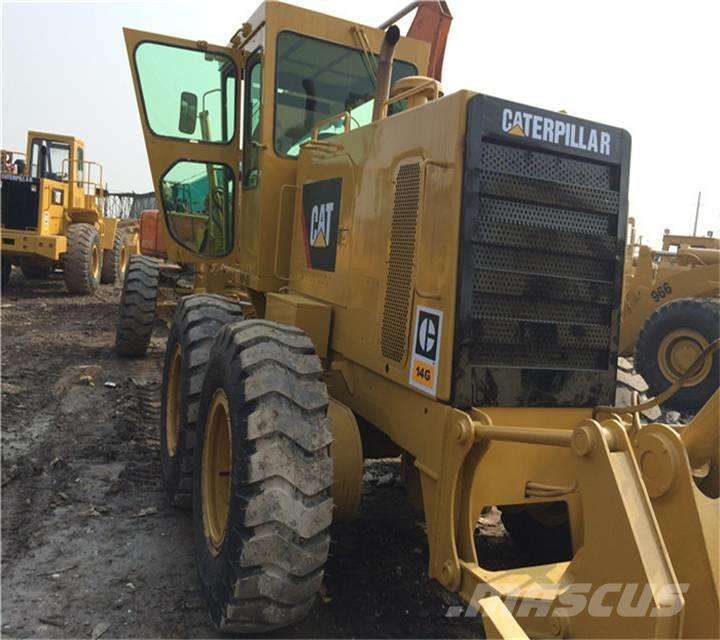 ГРЕЙДЕР CATERPILLAR USED 14 G - Photo 9