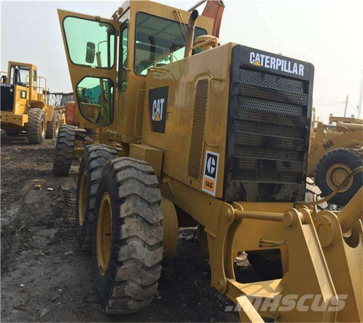 ГРЕЙДЕР CATERPILLAR USED 14 G - Photo 10